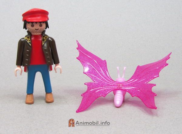 Giant Butterfly Pink