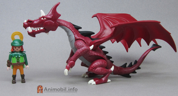 Dragon 4 Red