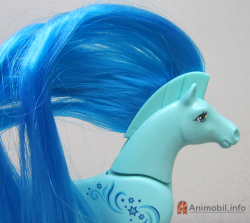 Brushable Mane and Tail