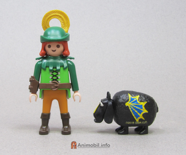 HTTYD Sheep Black