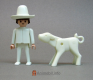 Calf 1 Color White