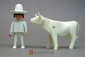 Cow 1 Color White