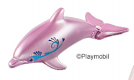 Dolphin Baby Pink