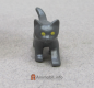 Kitten Standing Dark Grey 2
