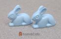 Rabbit Small Light Blue Group