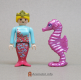 Seahorse Giant Pink