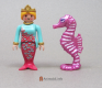 Seahorse Giant Pink 2