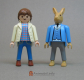 Bunny Adult - Teacher