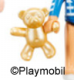 Teddy Bear Tan Glossy